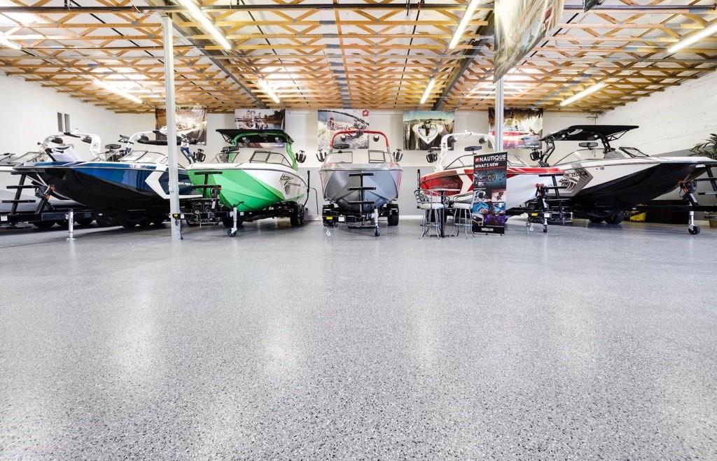 CQ Flake- Boat Garage 2