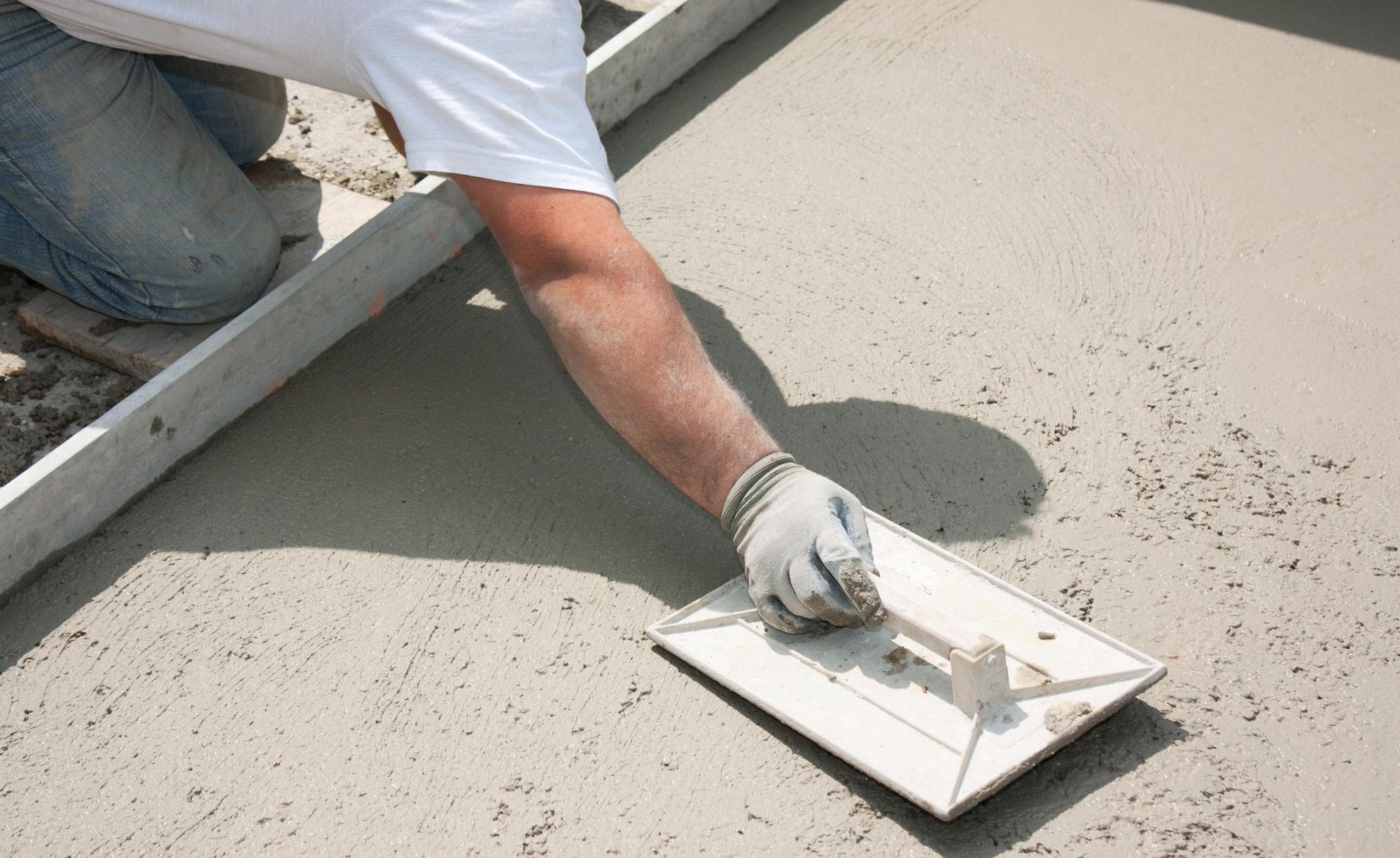 Repairing Damaged Concrete